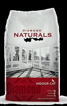 Naturals Indoor cat - Chicken & Rice