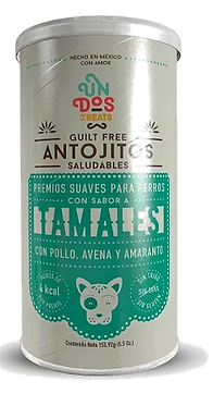 Guilt Free Antojitos Saludables - Tamales 5.5 oz