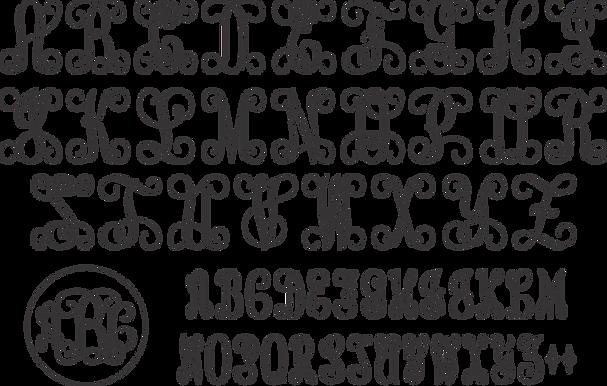 Interlock Script Mono. Small