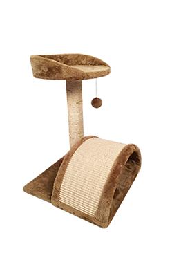 Mueble con arco para gato -50 cms