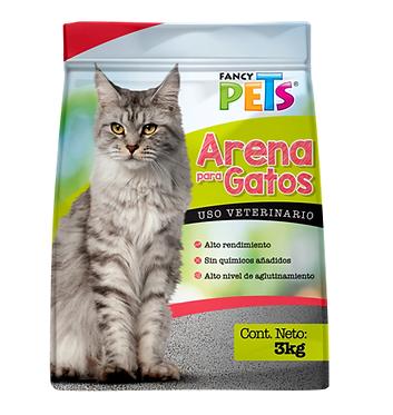 Arena para gatos Fancy Pets
