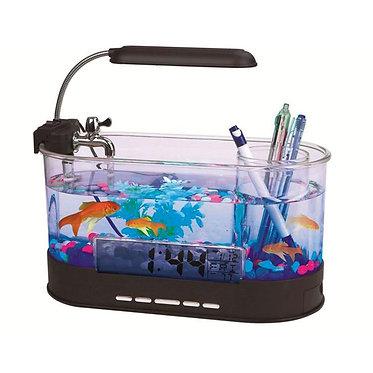 Mini acuario de escritorio 1.8 Lt