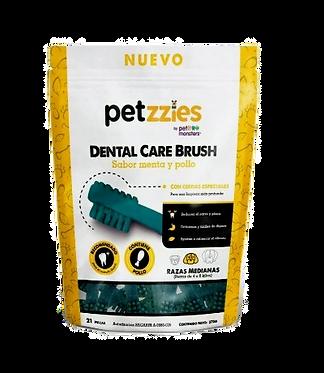 Petzzies cepillos para el cuidado dental