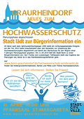 OA Flyer Bürgerinformation 2019
