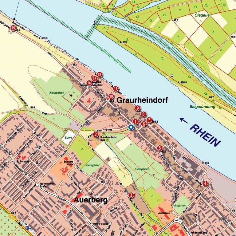 historischer weg graurheindorf_übersicht