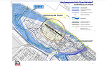 Karte: Uferschutz nördlicher Bereich Karte