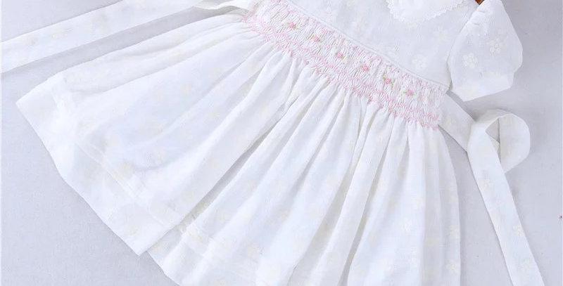 Adeline Smocked Dress