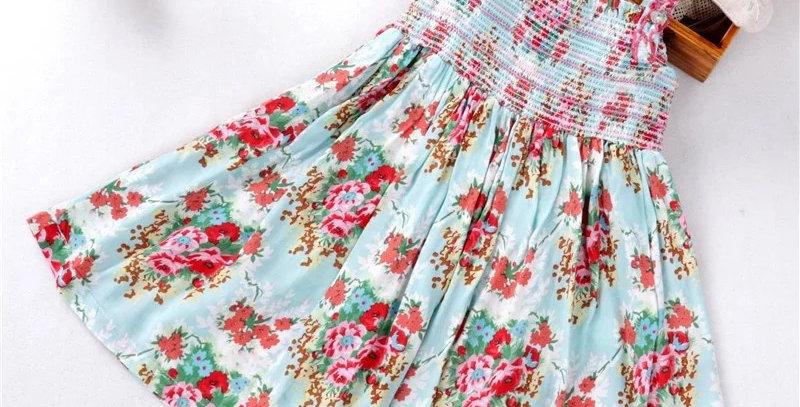 Hailey Smocked Dress