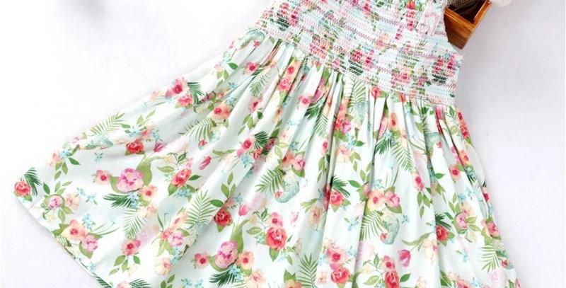 Meleia Smocked Dress