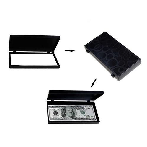 Caixa Transformação Dinheiro