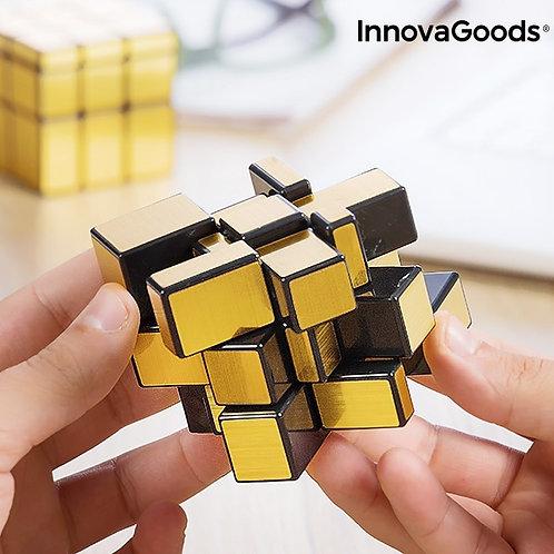 Cubo Mágico Quebra-Cabeças Ubik 3D