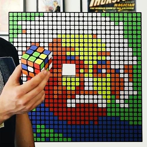 Rubik Art de Gonçalo Gil & Gustavo Sereno