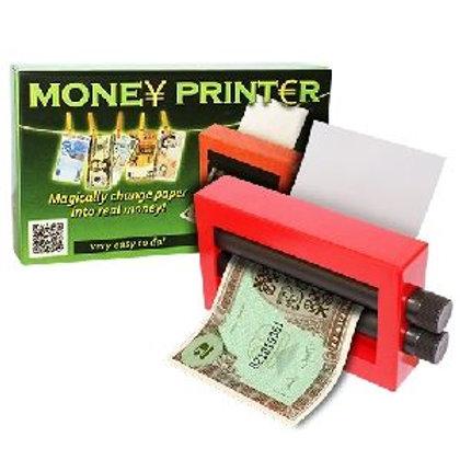 Impressora de Dinheiro Portátil