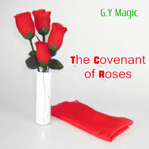 The Covenant of Roses by G.Y Magic