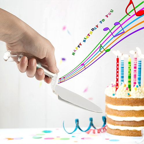 Espátula Happy Birthday
