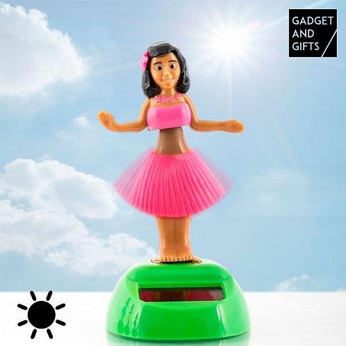 Boneca Havaiana Solar com Movimento