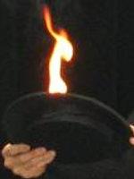 Fogo na Cartola (Gimmick)