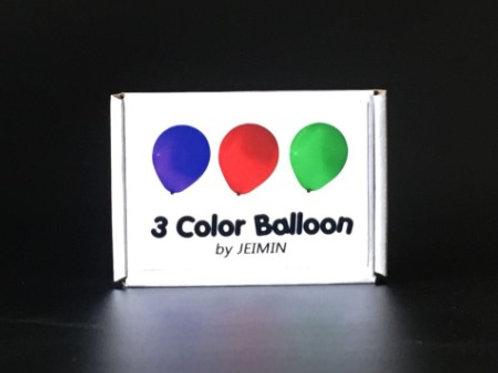 3 Color Ballon by Jeimin