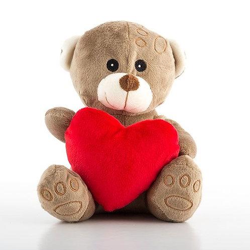 Urso de Peluche com Coração