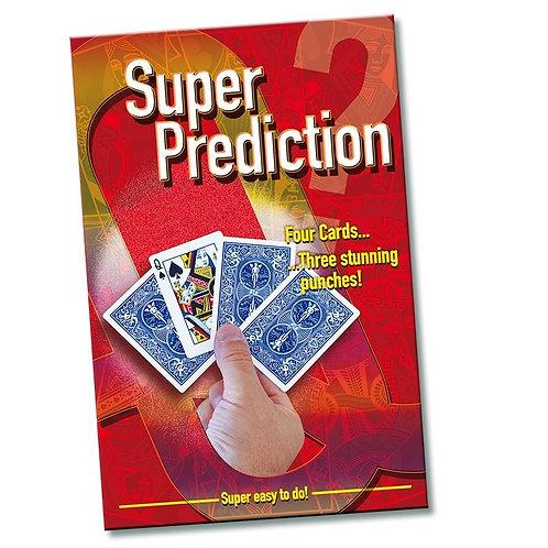 Previsão Incrível