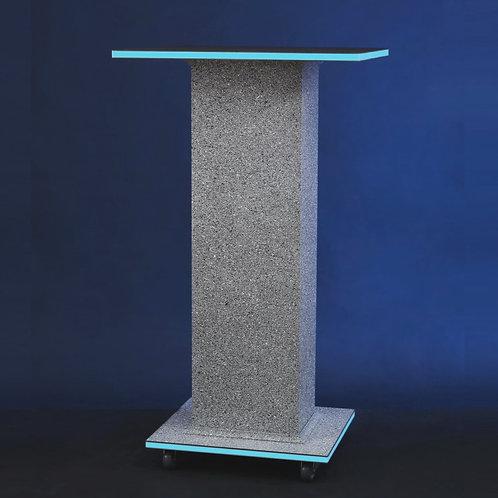 Classic Table - Modelo Granito com Luz Néon
