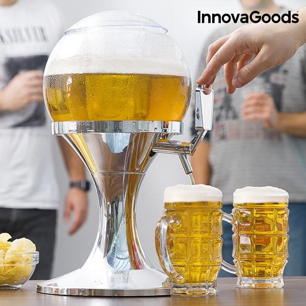 Dispensador de Cerveja Refrescante