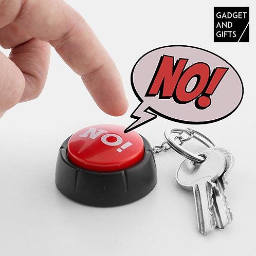 Porta Chaves com Botão Som NO!