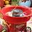 Thumbnail: Máquina Algodão Doce Vermelha 500W