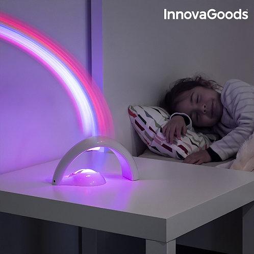 Projector LED Infantil Arco-Íris