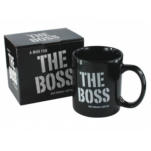 "Caneca ""The Boss"""