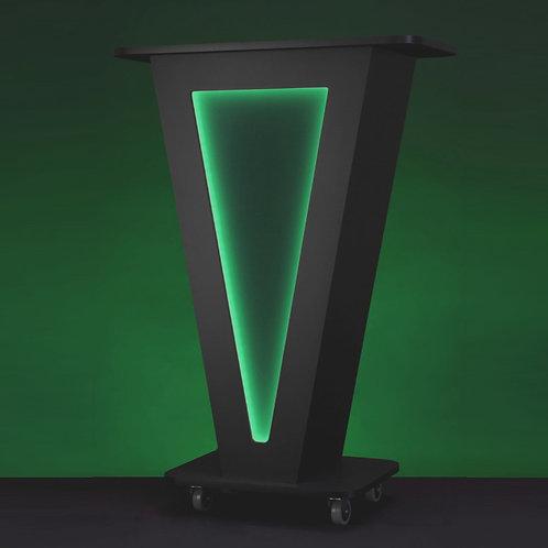 D-Luxe Table com Luz LED RGB