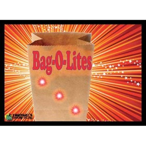 Bag O Lights com Flor e 2 D'lites