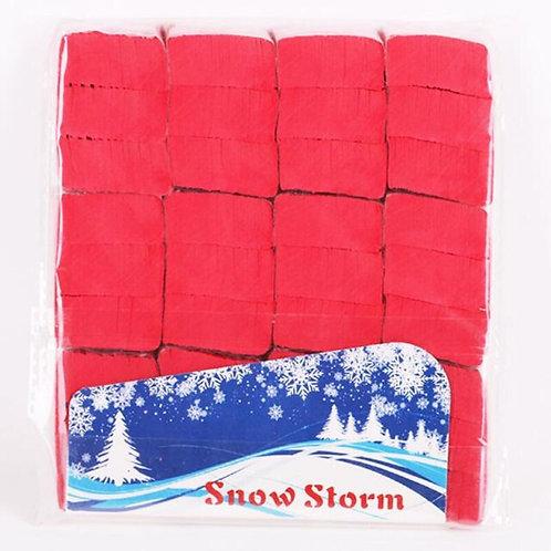 Neve Chinesa Vermelha