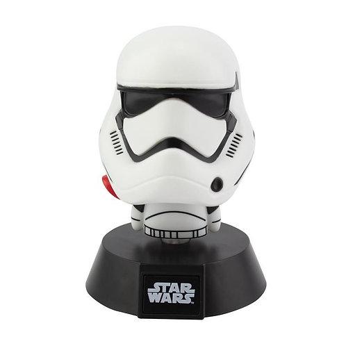 """Candeeiro Star Wars Coleccionadores """"First Order Stormtropper"""""""