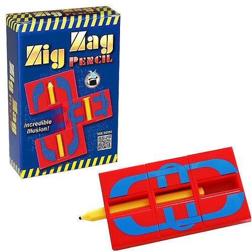 Lapiz Zig-Zag