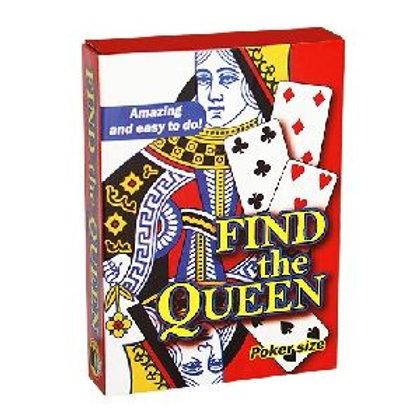 Find the Queen by Vincenzo Di Fatta