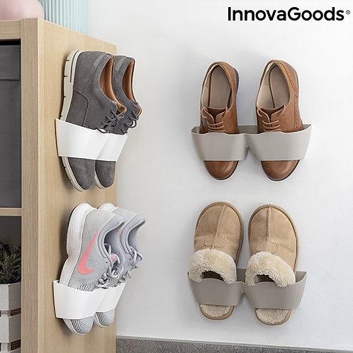 Suportes Adesivos para Sapatos (4 Pares)