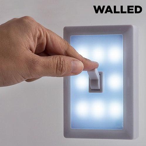 Luz LED Portátil com Interruptor