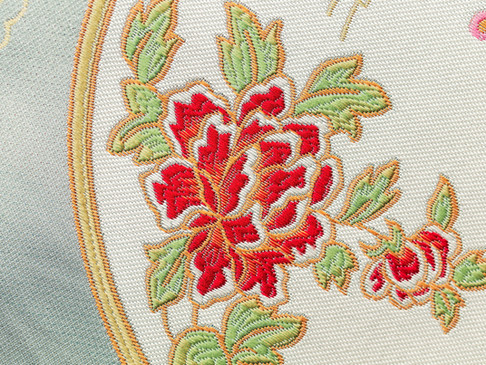 Reading-in-levels - Embroidery 刺绣