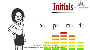 Initial Pronunciation
