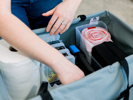 What's In My Professional Organizer Bag?