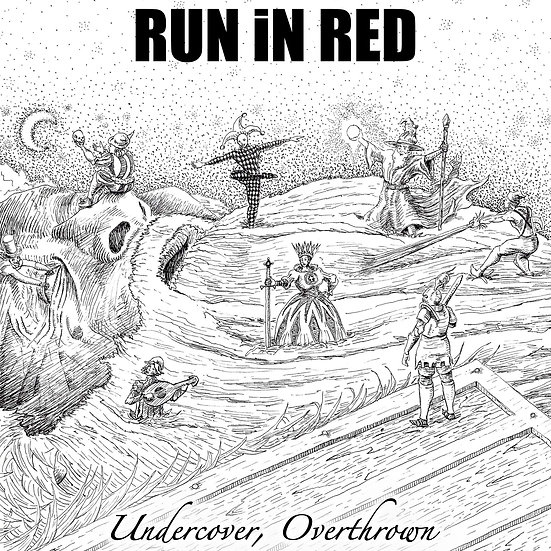 'Undercover, Overthrown' Digital EP