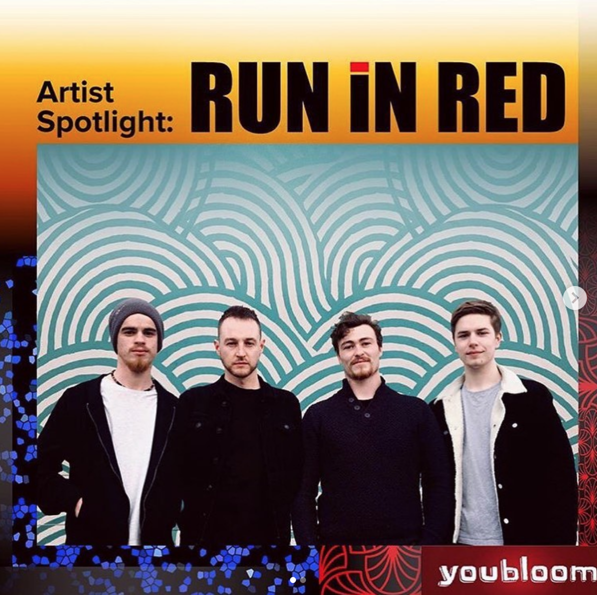 RUN iN RED Youbloom