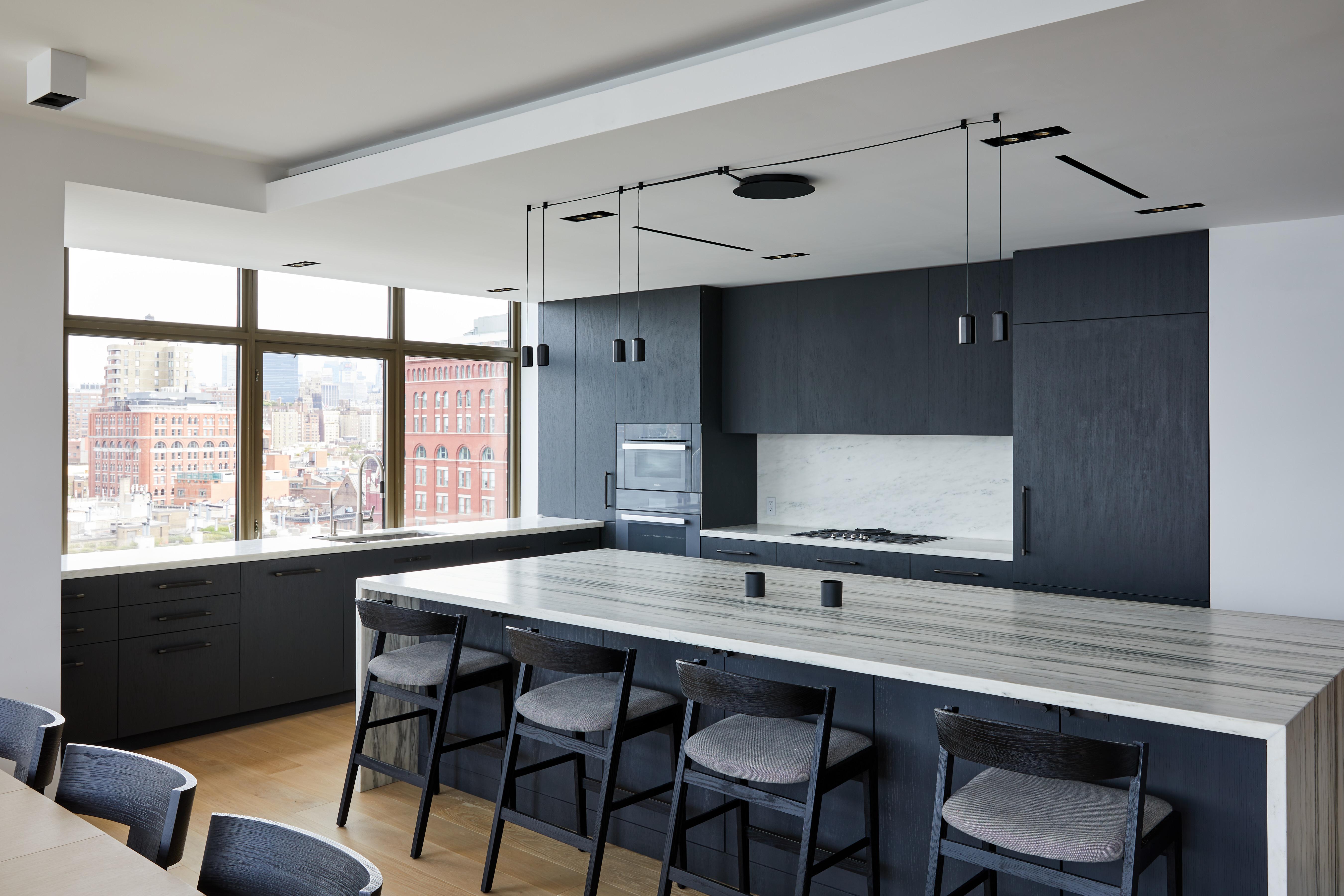 Downtown Modern Kitchen