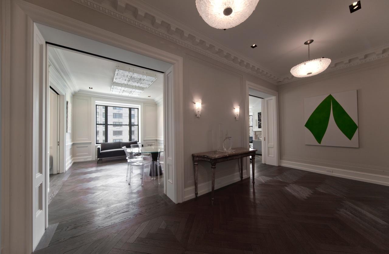 Foyer & Dinning Room