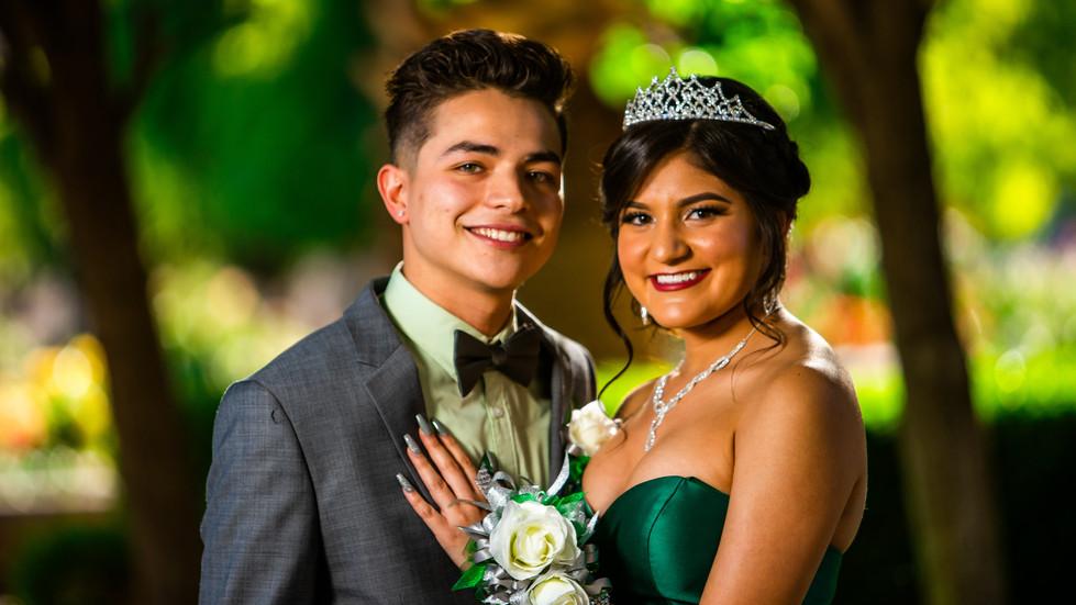 Prom Portriats