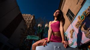 Naomi model shoot