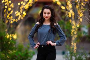 Suzanna model shoot