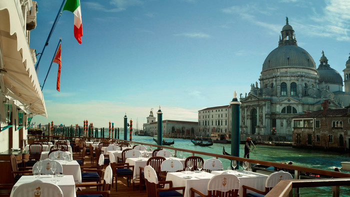 Venice, Italy: Hotel The Gritti Palace