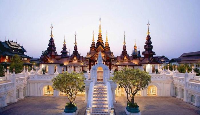 Chiang Mai, Thailand: Dhara Dhevi